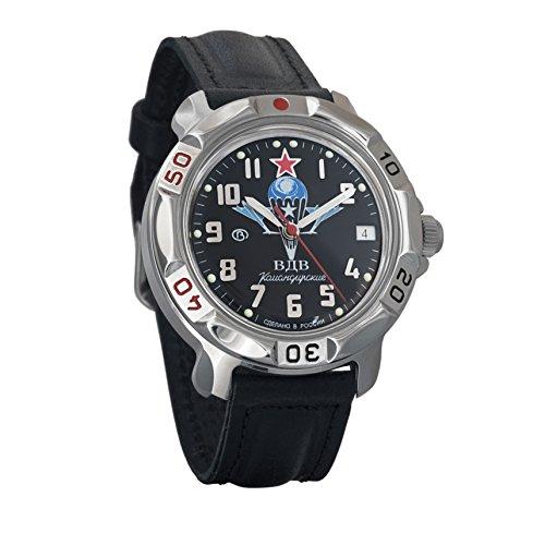 Vostok Komandirskie 2414811288militare russo VDV orologio meccanico