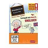 Ich weiss was! Lernspaß mit Albert E.: Englisch - Grundschule Klasse 3 + 4 CD ROM