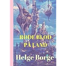 Røde blod på land (Norwegian Edition)