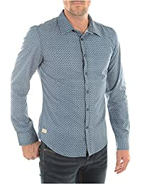 BIAGGIO JEANS Chemises casual - CALILA - HOMME