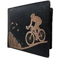 PellMell Racing Bike Leather Card Wallet