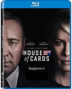 House of Cards: Stagione 4 (4 Blu-Ray)