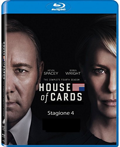 House Of Cards - Stagione 04 (4 Blu-Ray) [Italia] [Blu-ray]