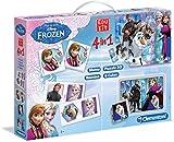 Disney Frozen - Edukit, Juego Educativo (Clementoni 134953)