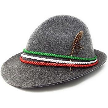 codice promozionale design raffinato vendita outlet Oktoberfest Cappello bavarese in feltro in feltro cappello feste ...