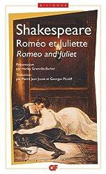 Romeo et Juliette, édition bilingue (français-anglais)