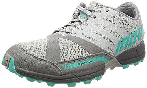Inov8 Terraclaw 250 Chill Women's Scarpe Da Trail Corsa - SS17 Grey