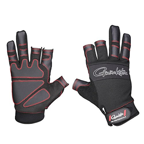 Gamakatsu Armor Gloves Angelhandschuh 3 Finger Cut Gr. XL 7188300 Handschuh