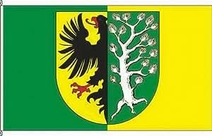 Königsbanner Kleinfahne Krempel - 20 x 30cm - Flagge und Fahne