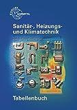 Tabellenbuch Sanitär-, Heizungs- und Klimatechnik