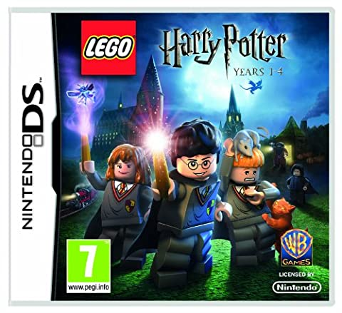 Lego Harry Potter - Years 1 to 4 [import anglais]