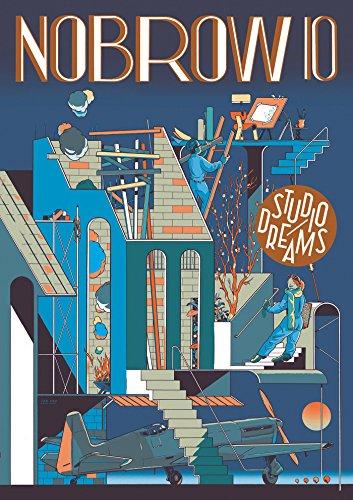 Nobrow 10: Studio Dreams: Nobrow Magazine Zeitgenössische 10