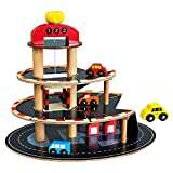 BINO 84077 - Parkhaus aus Holz mit Aufzug