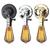 Bazaar E27 Antike Vintage Schalter Art Wand Licht Leuchter Lampe Lampenfassung Halter Fixture