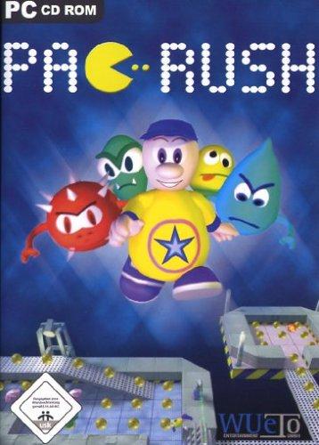 Pac Rush Pac-cd