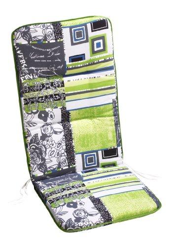 Best 05201481 Coussin pour fauteuil à dossier haut 120 x 50 x 6 cm