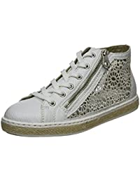 Rieker Damen M8505 High-Top