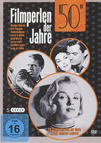 Filmperlen der 50er Jahre - Deluxe Box [5 DVDs]