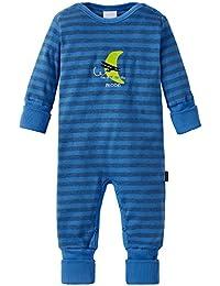 Schiesser Baby Boys' One Piece Pajama Suit With Vario