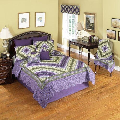donna-sharp-plum-postage-stamp-100-percent-cotton-king-quilt-by-donna-sharp-inc