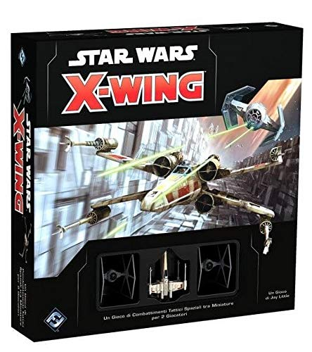 Asmodee Italia- Star Wars X-Wing, Colore, 9925