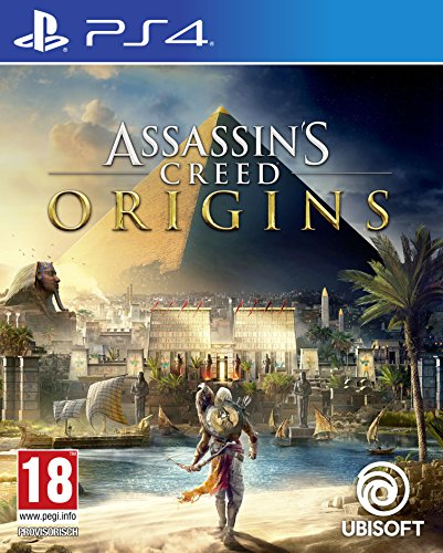 Assassin's Creed Origins [AT PEGI] - [PlayStation 4]