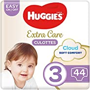 Huggies Extra Care Pants - Size 3, 6-11 kg, 44 Diaper Pants