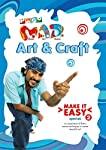 Based on the multi-award winning show POGO M.A.D., here's an exciting new Make it Easy series. This set of four books will help you discover art and craft techniques that are easy, exciting, and for everyone to enjoy. With simple art tools, try th...