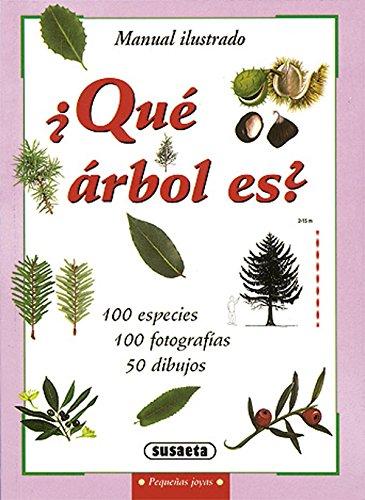 ¿Qué árbol es? (Pequeñas Joyas) por Susaeta Ediciones S  A