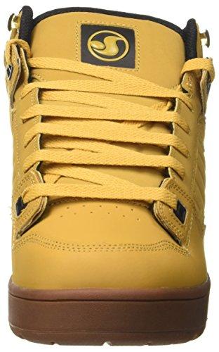 DVS Militia Boot, Boots homme Beige (260)