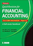 #5: Quick Revision for Financial Accouting: For ICWA Intermediate Paper 5