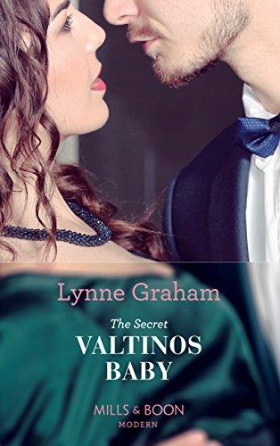 The Secret Valtinos Baby (Mills & Boon Modern) (Vows for Billionaires, Book  1)