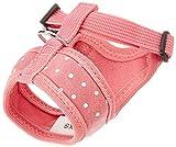 Parisian Pet Freiheit Hundegeschirr, XS, pink dot