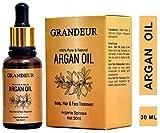 Best Natural Skincare - Grandeur 100% Pure & Natural Moroccan Argan Oil Review