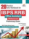 #3: 20 Practice Sets Workbook for IBPS-CWE RRB Office Assistant (Multipurpose) Preliminary Exam