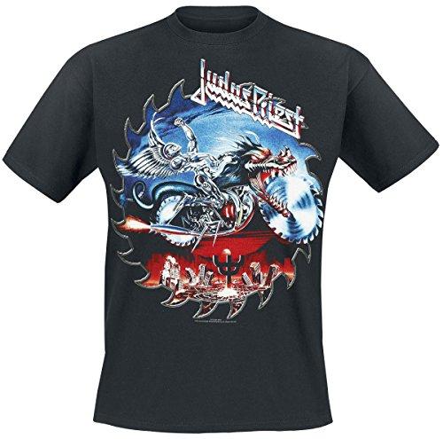 Judas Priest Painkiller Camiseta Negro XXL