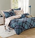 Best queen comforter set - Magnetic Shadow Cotton AC Comforter Set Duvet Review