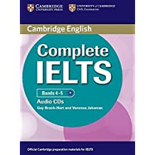 Complete IELTS Bands 4-5 Class Audio CDs (2) by Guy Brook-Hart (2012-03-26)