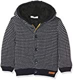 Noppies Baby-Jungen Strickjacke B Cardigan Knit ls Warwick, Blau (Dark Blue C165), 62