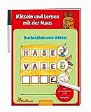 Rätseln und Lernen mit der Maus - Buchstaben und Wörter