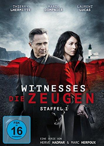 Bild von Witnesses - Die Zeugen (Staffel 1) [2 DVDs]