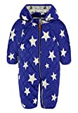 Ticket To Heaven Unisex Baby Schneeanzug Overall m Abnehmbarer Kapuze Allov, Mehrfarbig (Allover 0003), 74