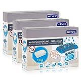 WENKO Feuchtigkeitskiller Nachfüllpack 3 x 1 kg thumbnail