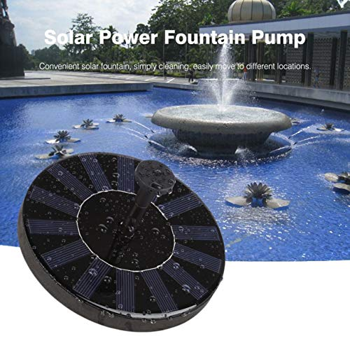 Features:Energy saving and Eco-friendly, powered by solar, no battery or wire neededThe pump will start automatically in 3 seconds when sufficient sunlight gained.High flexibility and no need to install the pump, convenient to use.Four Kinds of n...