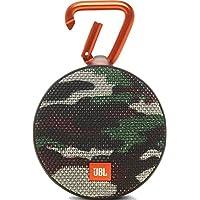 JBL Clip 2 Enceinte Etanche Ultra-Portable Bluetooth - Édition Spéciale - Camouflage