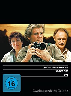 Under Fire. Zweitausendeins Edition Film 298.
