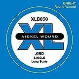 D'Addario XLB050 Corda Singola Basso XL Nickel Wound