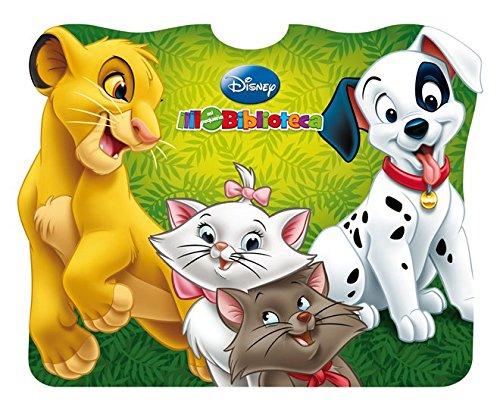 Animales Disney. Mi primera bibllioteca