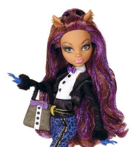 Imagen 3 de Monster High - Muñecas 1600 Cumplespantos Clawdeen Wolf (Mattel W9188)