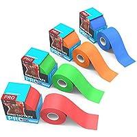 ZenMedix Premium Kinesiotape | Wasserfeste Muskeltapes | Elastisches Sport-Tape für Gelenk, Knie und Co | Selbstklebender... preisvergleich bei billige-tabletten.eu